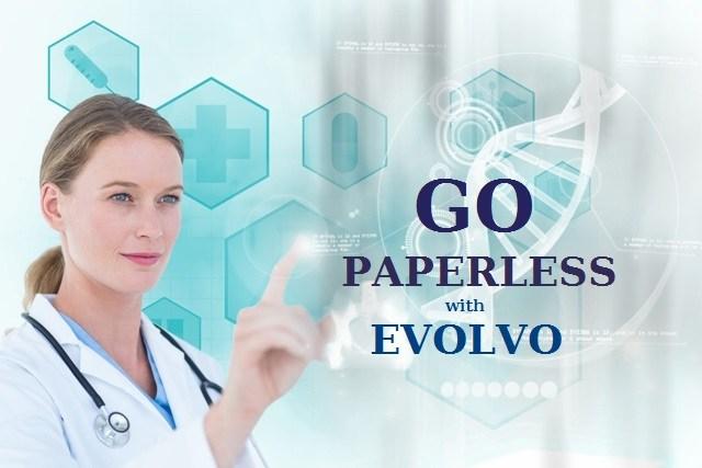 Evolvo paperless