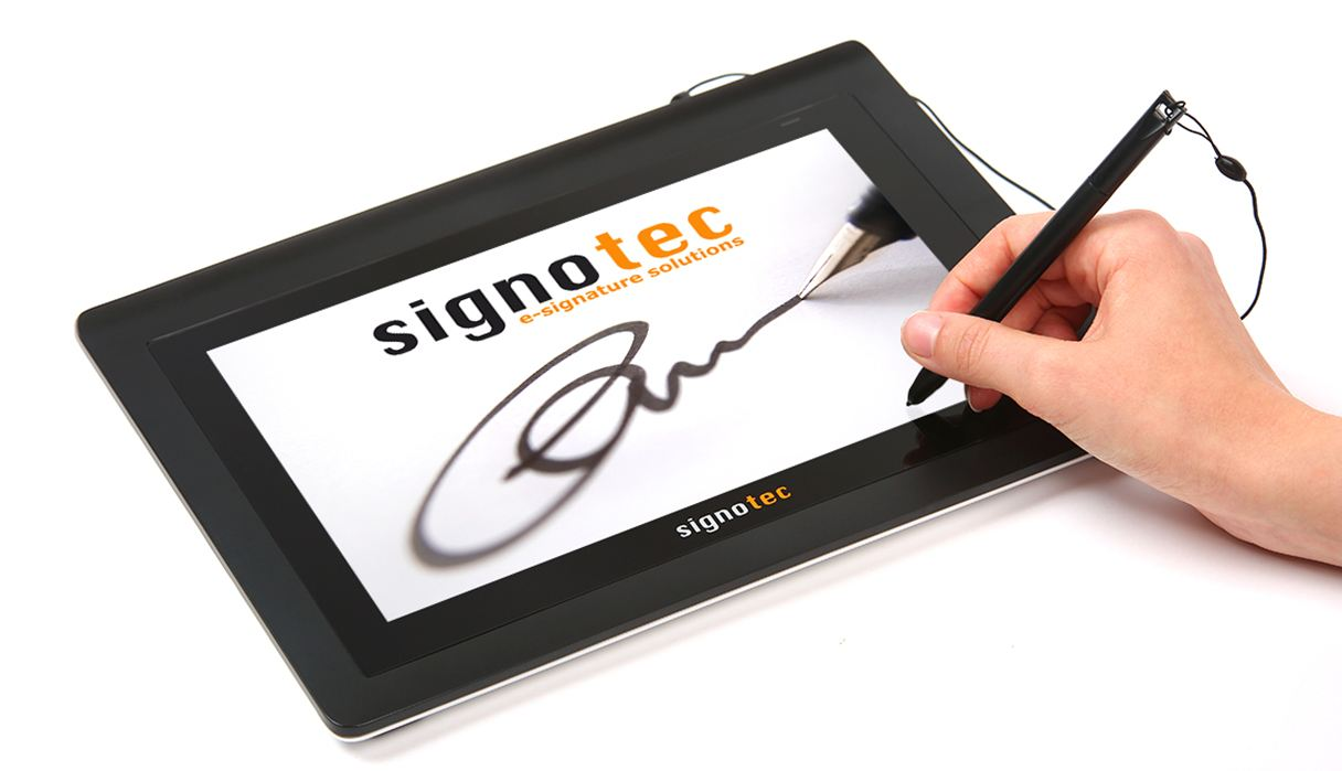 Signotech device